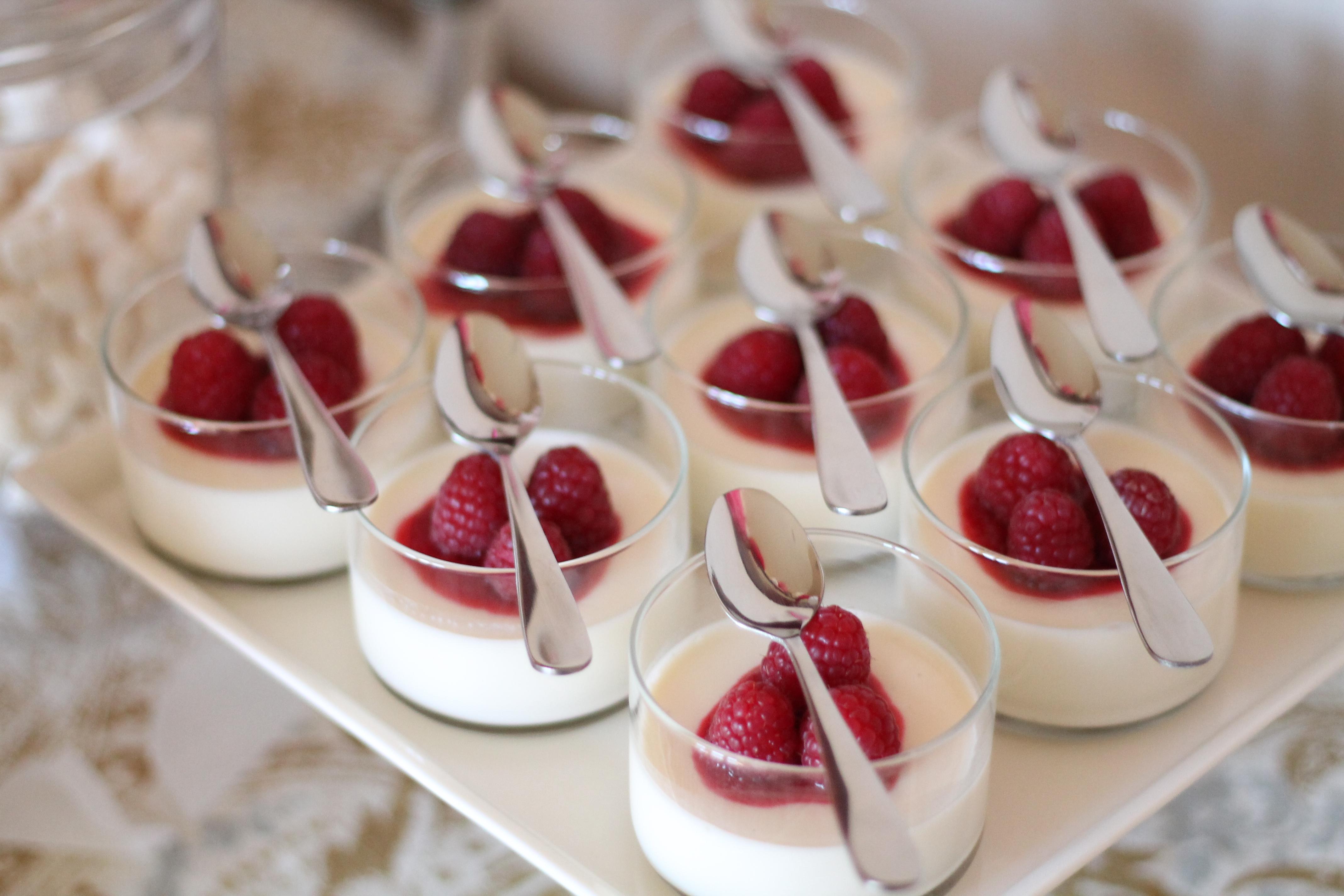 Dessert Table Mairaeds Bridal Shower Falling In Sweet