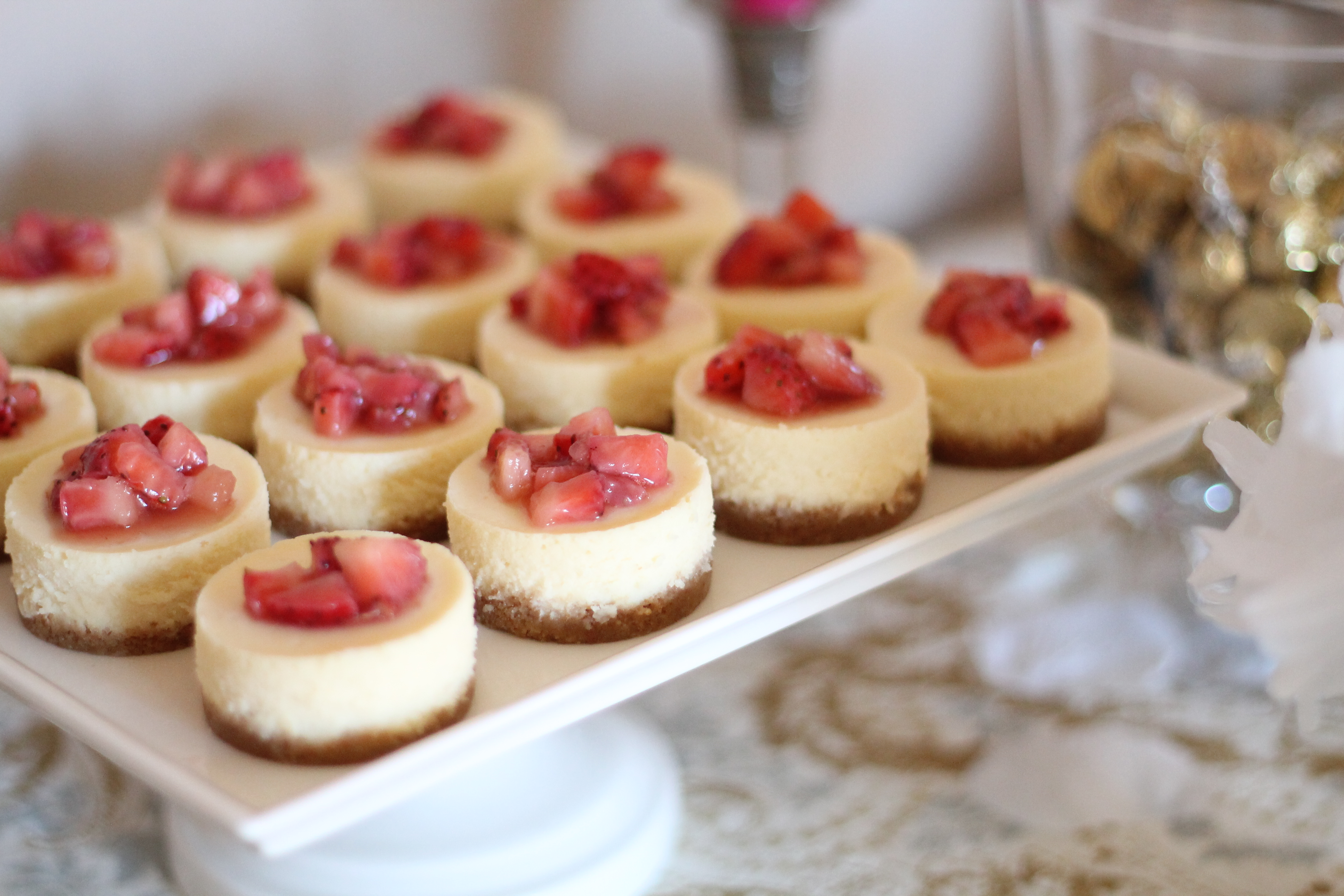 Bridal Shower Dessert Table Ideas 10 bridal shower dessert ideas guests will go crazy for brides Congratulations Mairaed I Am So Incredibly Happy For You You Are